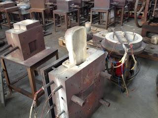蘇州の鋳物屋さんの続き